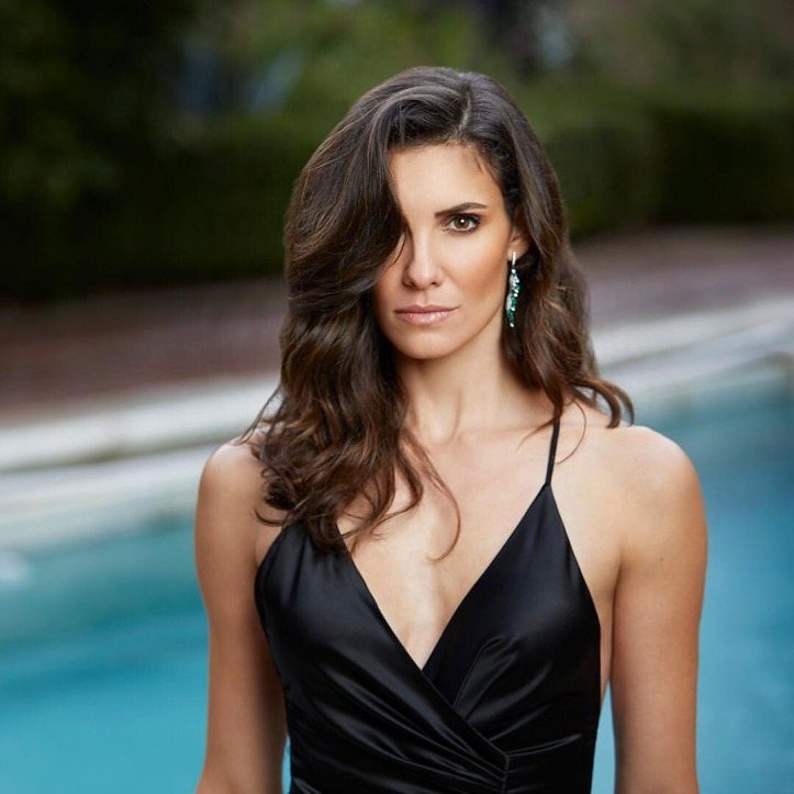 Photo of Daniela Ruah 2018 by Cliff Lipson for Watch Magazine